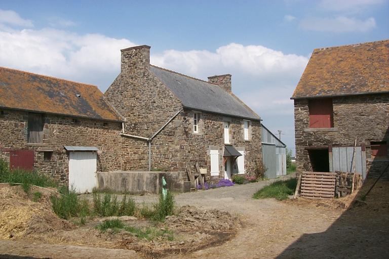 Ferme, la Couvassière (La Fresnais)