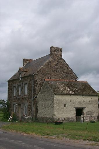Maison, la Bédollière (La Fresnais)