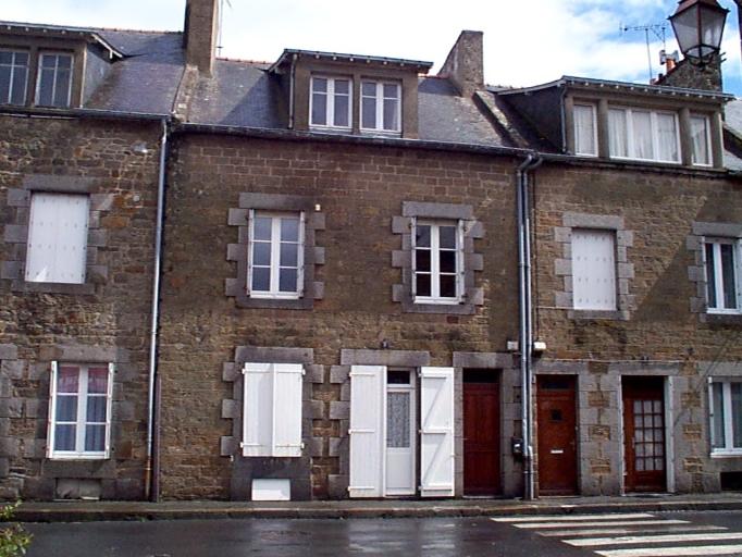 Maison, 3 rue Duquesne (Cancale)