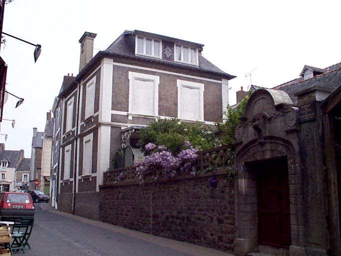 Maison, 9bis, 11 rue du Port (Cancale)