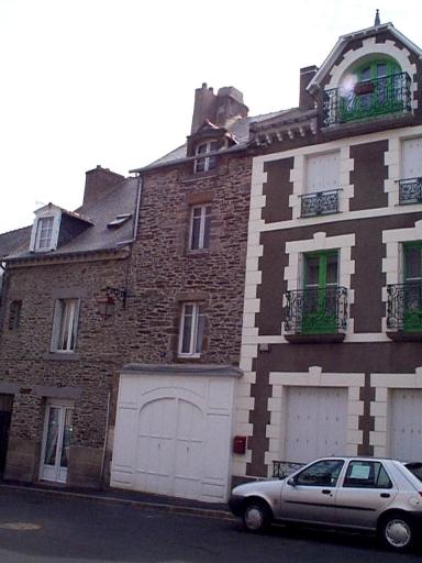 Maison, 6 place de la Victoire (Cancale)