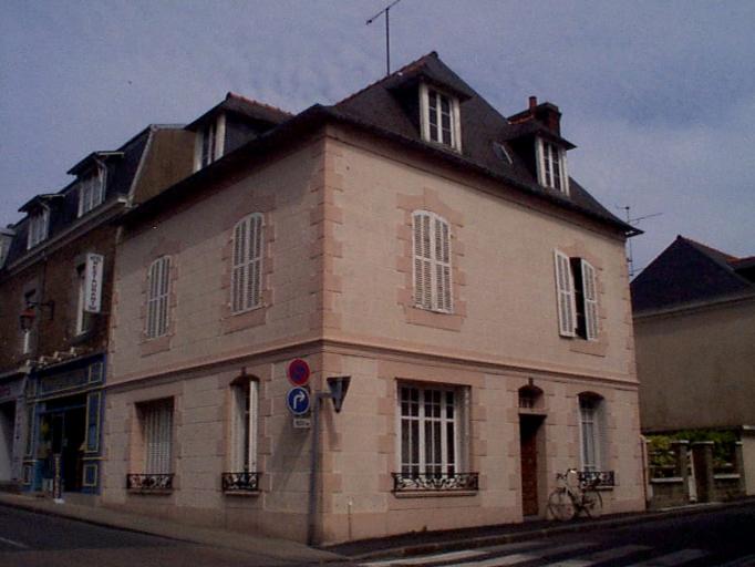 Maison, 41 rue du Port ; 2 rue Jeanne Jugan (Cancale)