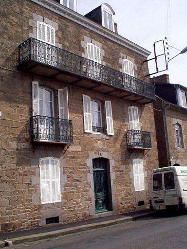 Maison, 5 boulevard Thiers (Cancale)