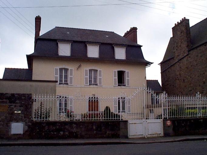 Maison, 21 boulevard Thiers (Cancale)
