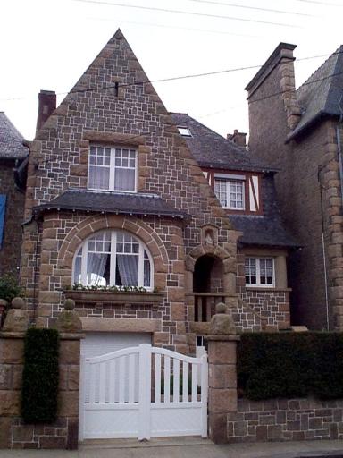 Maison, 31 boulevard Thiers (Cancale)