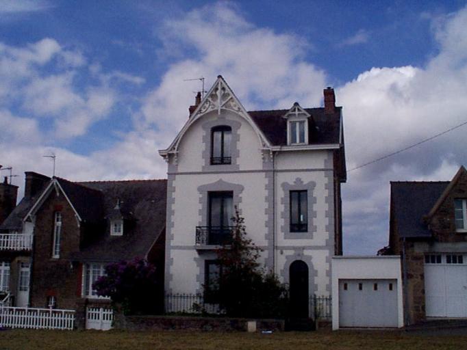 Maison, 54 boulevard Thiers, Pointe des Crolles (Cancale)