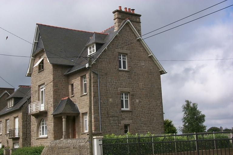 Maison, 34 boulevard Thiers (Cancale)