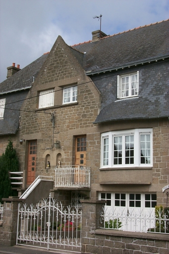 Maison, 28 boulevard Thiers (Cancale)