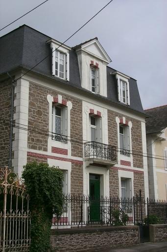 Maison, 22 boulevard Thiers (Cancale)