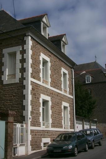 Maison, 6 rue Ernest Herclat (Cancale)