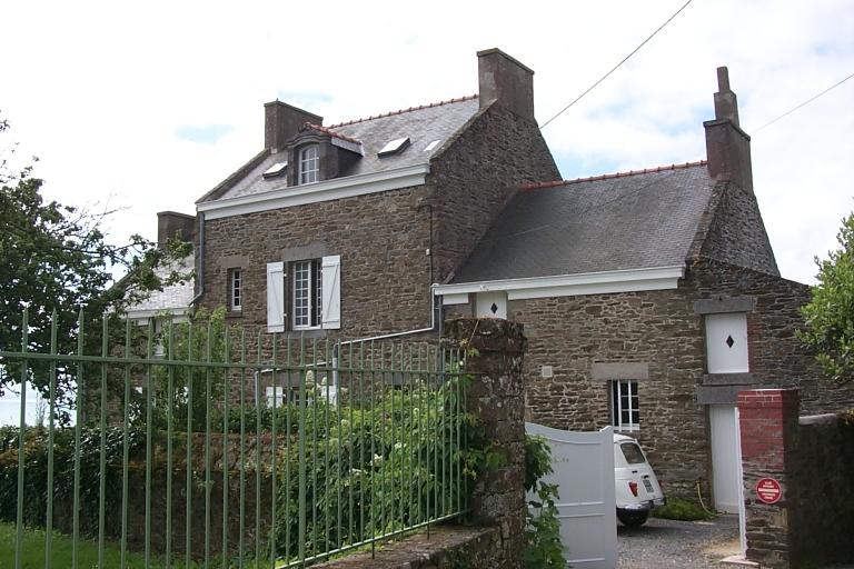 Maison, 5 impasse Henry Dunant (Cancale)