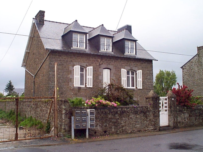 Maison, 44 rue du Stade, Bel-Air (Cancale)