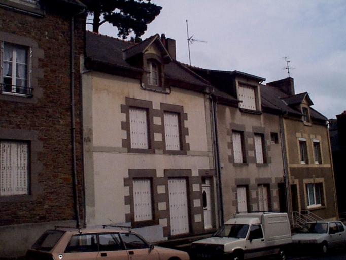 Maison, 99 rue du Port (Cancale)