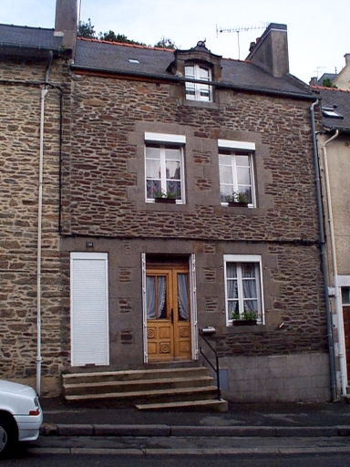 Maison, 91 rue du Port (Cancale)