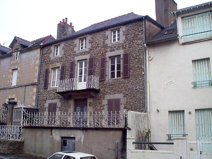 Maison, 77 rue du Port (Cancale)