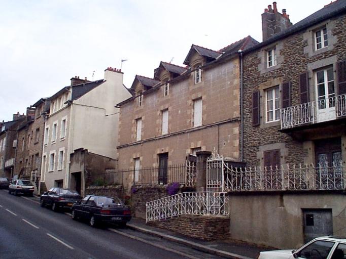Maison, 73 rue du Port (Cancale)