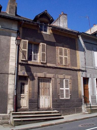 Maison, 88 rue du Port (Cancale)