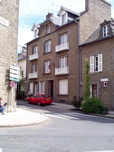 Immeuble, 21, 23 rue Général Leclerc (Cancale)