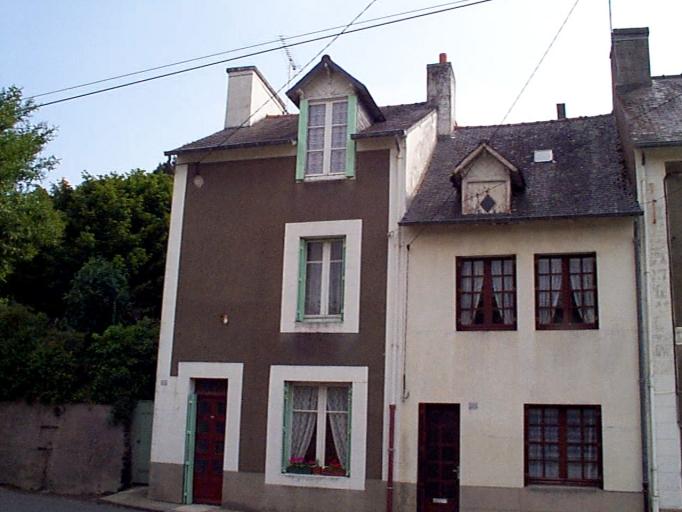 Maison, 19 rue de la Roulette (Cancale)