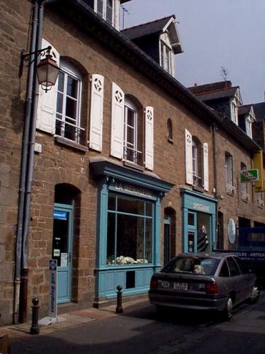 Immeuble, 30, 30bis rue du Port (Cancale)