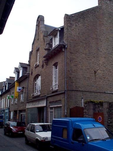 Maison, 26 rue du Port (Cancale)