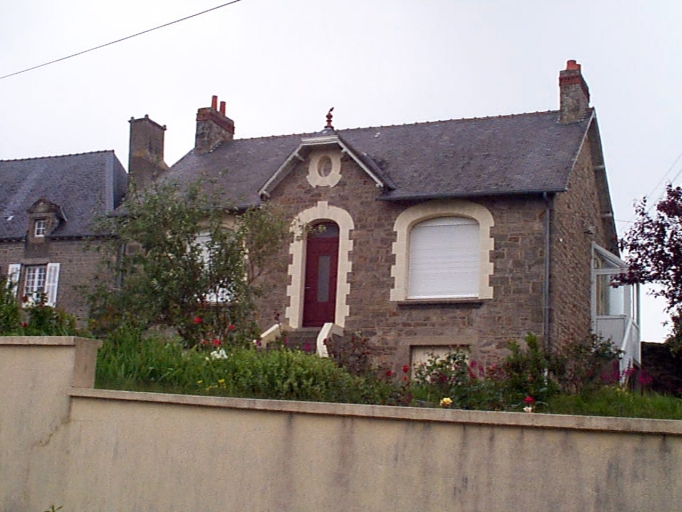 Maison, 15 rue du Château Gaillard (Cancale)