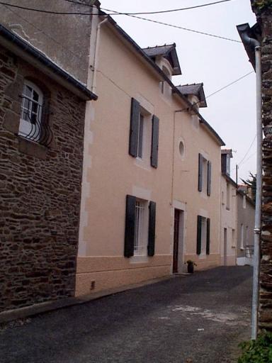 Maison, 6 rue du Château Gaillard (Cancale)