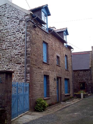 Maison, 8 rue du Maréchal Juin (Cancale)