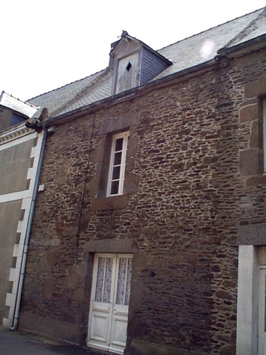 Maison, 1 rue de Saint-Malo (Cancale)