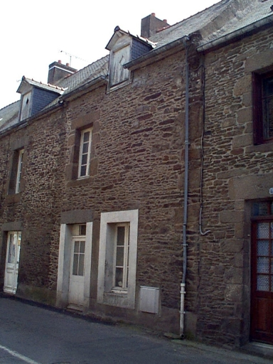 Maison, 3 rue de Saint-Malo (Cancale)