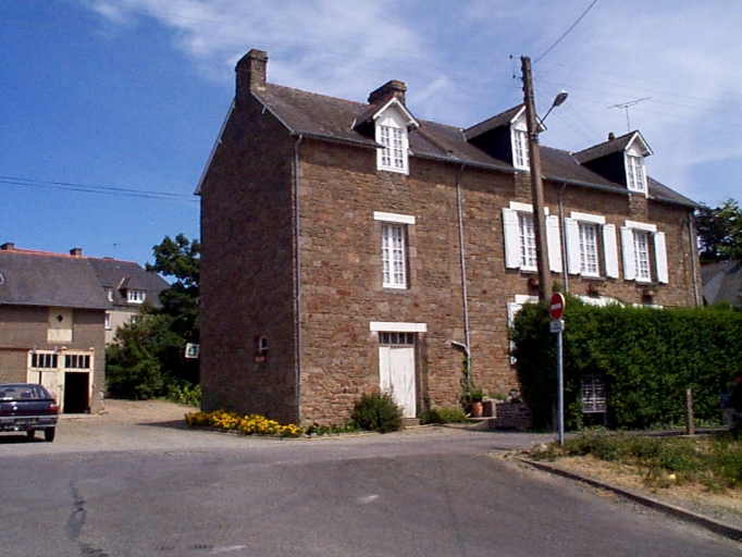 Ferme, 4 rue Ambroise Davy (Cancale)