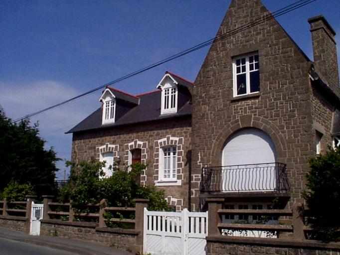 Maison, 48 avenue Pasteur, les Renardières (Cancale)