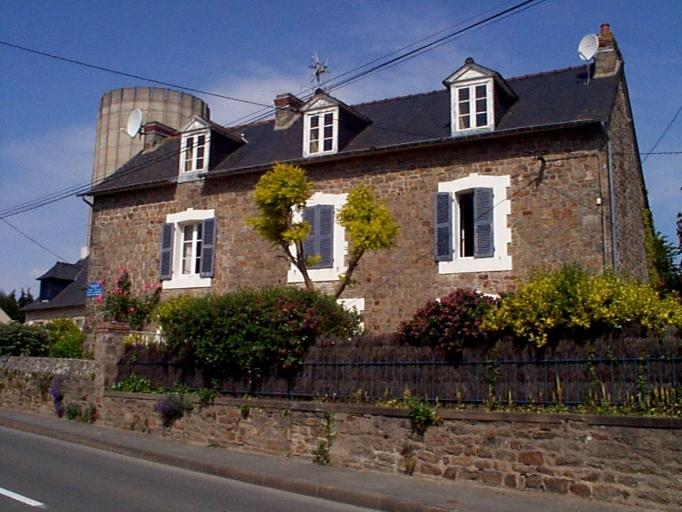 Maison, 40 avenue Pasteur, les Renardières (Cancale)