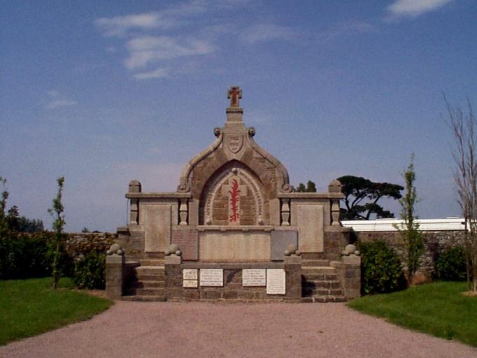 Monument aux morts de la Première Guerre mondiale (Cancale)