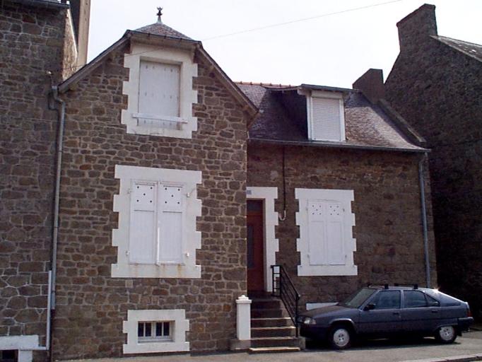 Maison, 30 rue de Saint-Malo (Cancale)