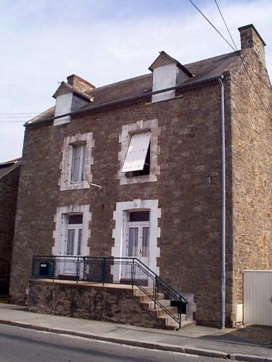 Maison, 28 rue de Saint-Malo (Cancale)