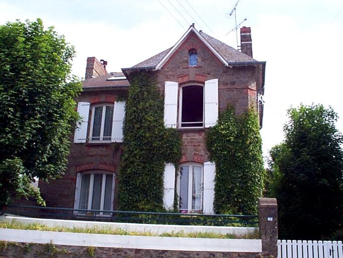 Maison, 18 rue de Saint-Malo (Cancale)
