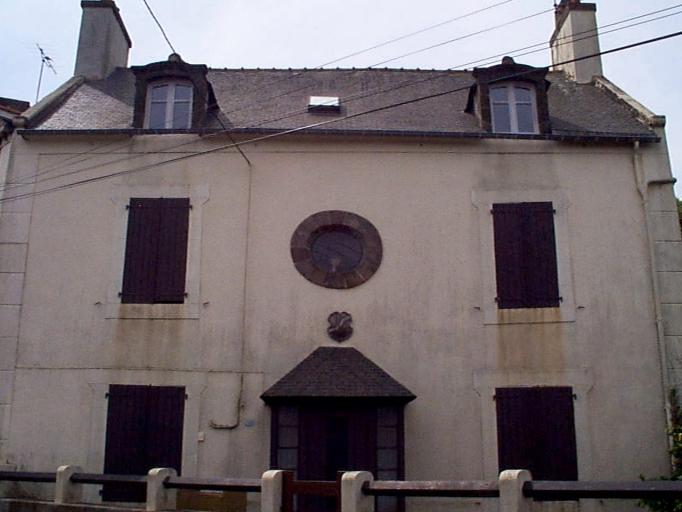 Maison dite La Roche Houllette, 7 rue Duguesclin (Cancale)