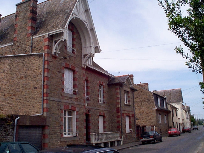 Maison dite El Khaïma, 17 rue Duguesclin (Cancale)