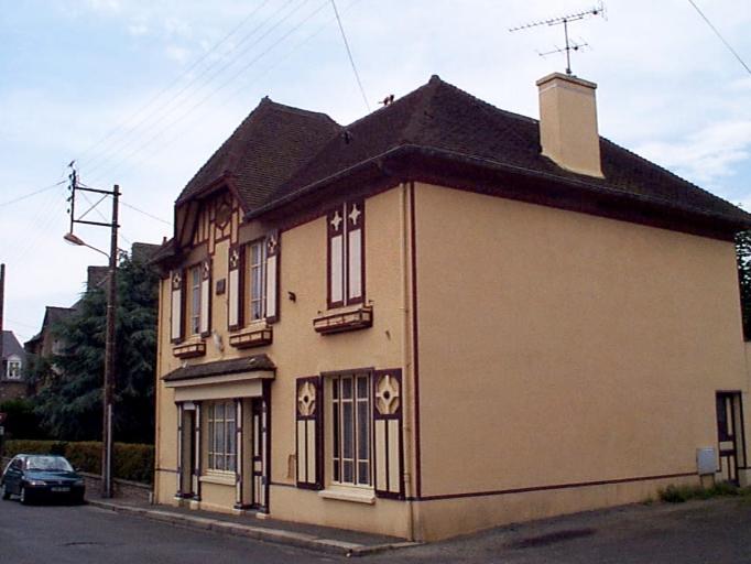 Maison dite Clos Normand, 10 rue du Général Fauchon (Cancale)