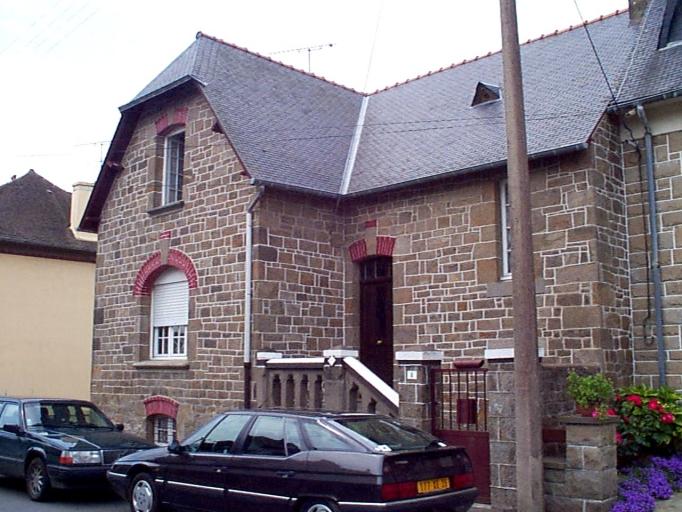 Maison, 8 rue du Général Fauchon (Cancale)