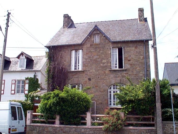Maison, 14 rue du Général Fauchon (Cancale)
