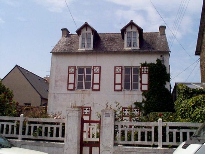 Maison, 16 rue du Général Fauchon (Cancale)