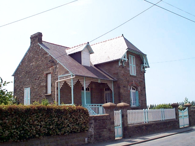 Maison, 7 rue du Stade, Bel-Air (Cancale)