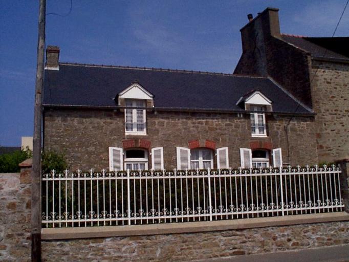 Maison, 18 rue du Stade, Bel-Air (Cancale)