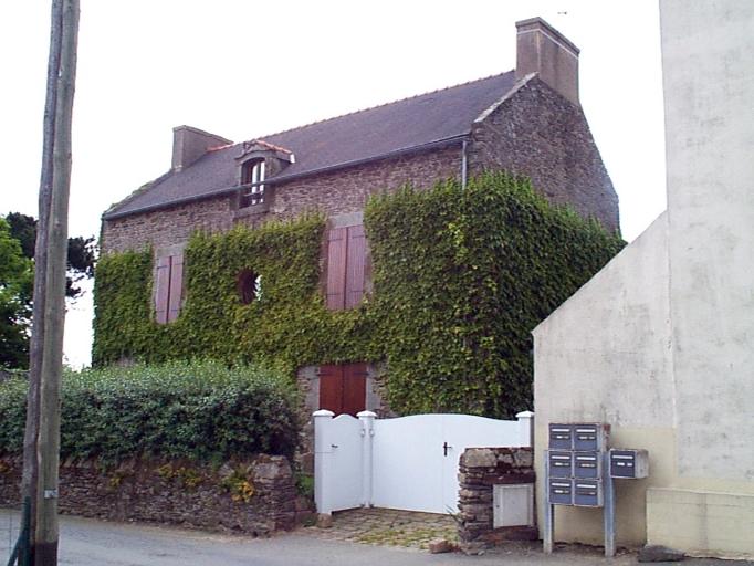 Maison, 26 rue de Port-Briac, la Verrie (Cancale)