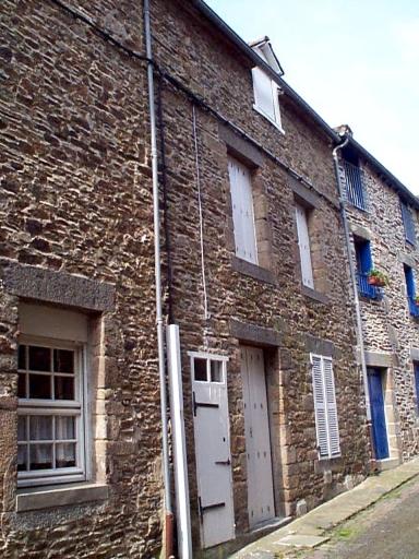 Maison, impasse Saint-Méen (Cancale)