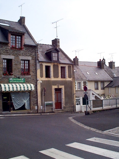 Maison, 5 rue de la Vallée Porcon (Cancale)