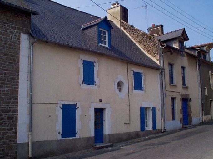 Maison, 14 rue Noël Royer (Cancale)