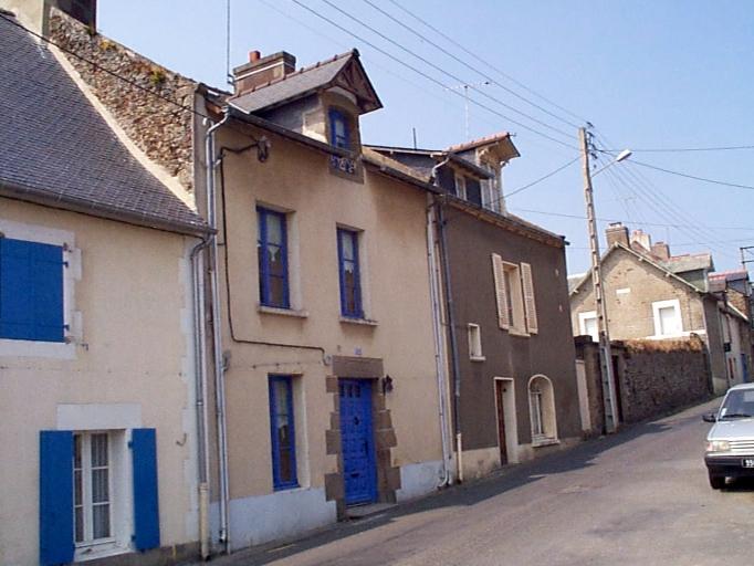 Maison, 12 rue Noël Royer (Cancale)